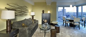 Park Lane Seaport Apartment