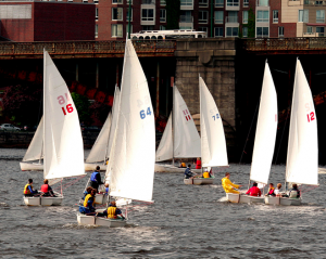 Sailing lessons near your Boston home!